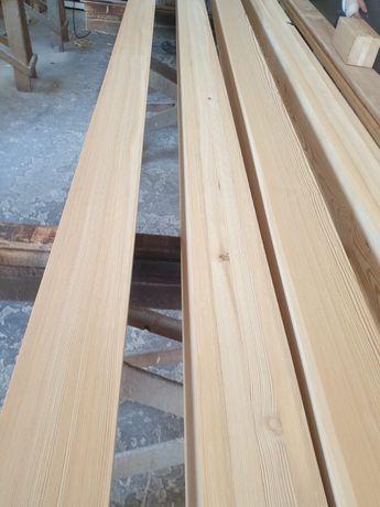 Drewno konstrukcyjne BSH KVH / belki klejone - Modrzew Syberyjski