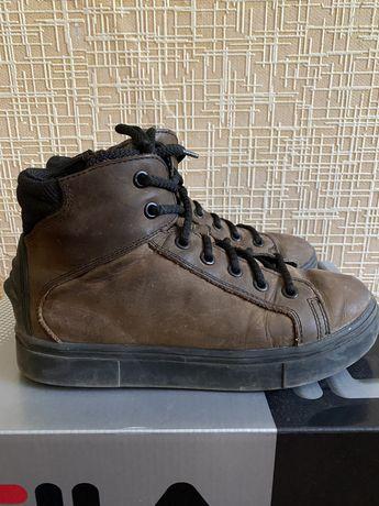 Ботинки на мальчика, размер 36