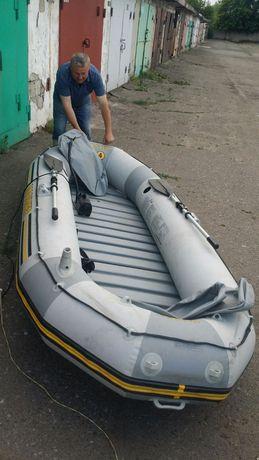 Лодка intex 4 в идеале