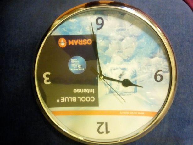 Часы кварцевые настенные бренд OSRAM