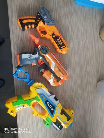 Pistolety na strzałki