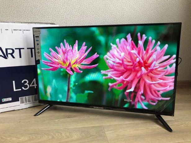 Телевизор 32 дюйма Samsung SMART-TV Т2 FullHD купите сегодня