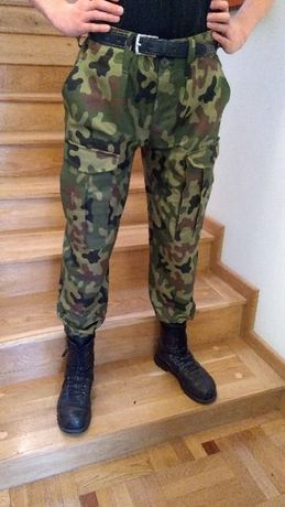 Spodnie Wojskowe Bojowe US 93 Moro NOWE Rózne Rozmiary