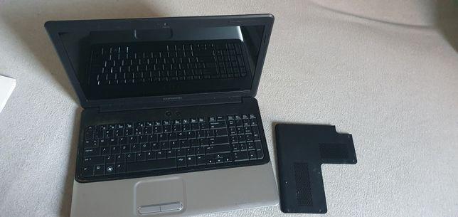 Laptop Compaq uszkodzony