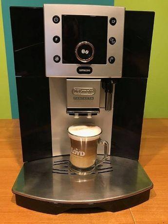 Ekspres do kawy Delonghi model ESAM 5500.B z linii Perfecta