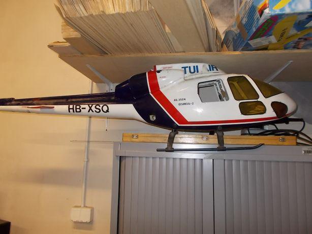 Helikopter Śmigłowiec zdalnie sterowany RC large scale Kadłub