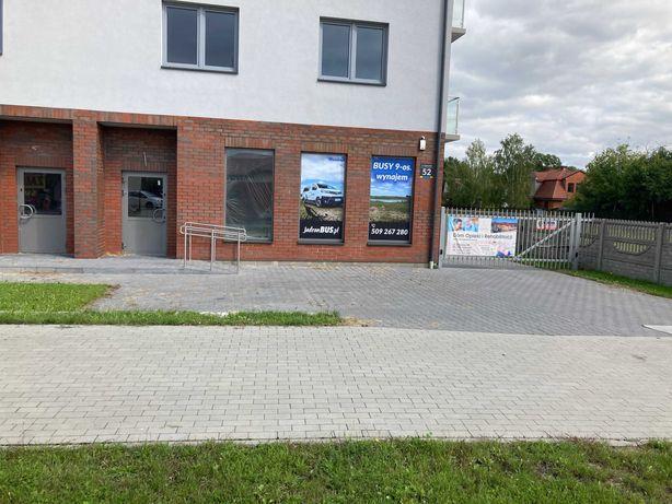 lokal handlowo-usługowy w Radzyminie 100m2