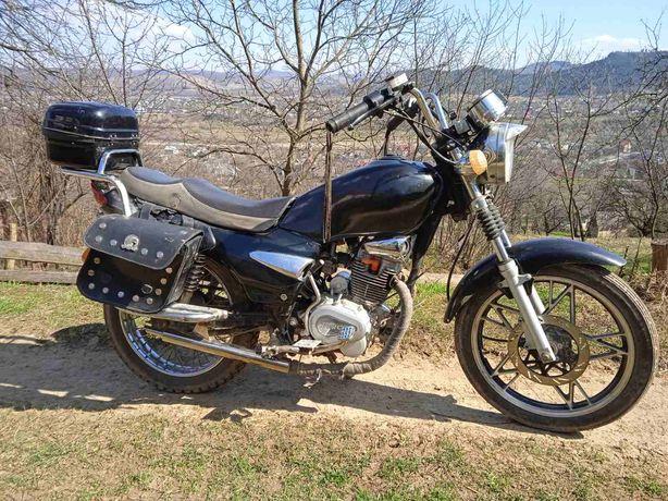 Мотоцикл JBWCO 150