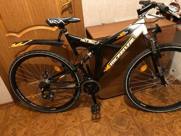 Велосипед двухподвес MCKENZIE hill 800