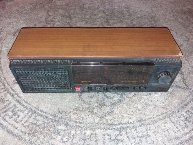 Radio unitra taraban2 (uszkodzone)