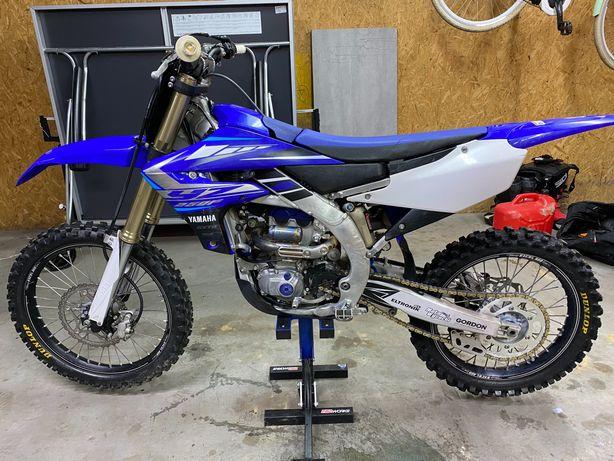 Yamaha YZF 250 model 2020
