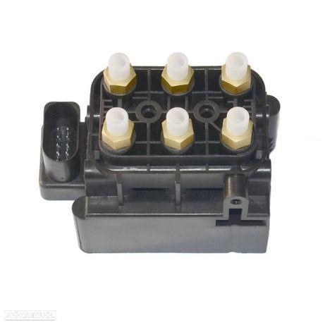 Unidade/Bloco de Válvulas Audi, VW, Porsche Cayenne 2003-2010 (9PA), Q7 (4L), Touareg 2003-2007 (7L)
