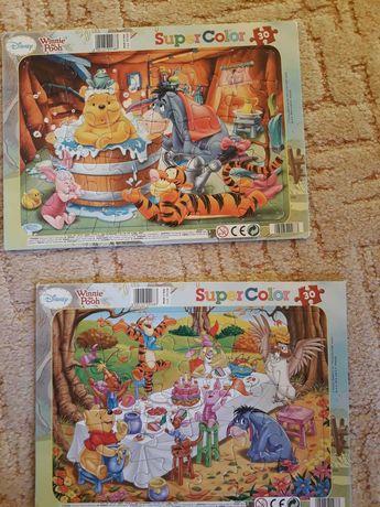 Puzzle - zestaw 4 obrazki