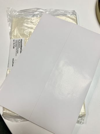 Наклейки для печати