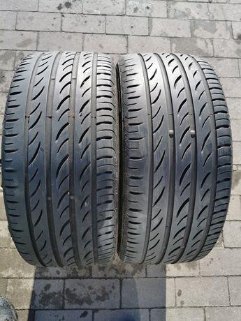 215/40ZR16 Pirelli P Zero nero para opon letnich