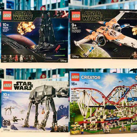Lego 75273 / 75256 / 75288 / 10261  НовІ! Запаковані!!!