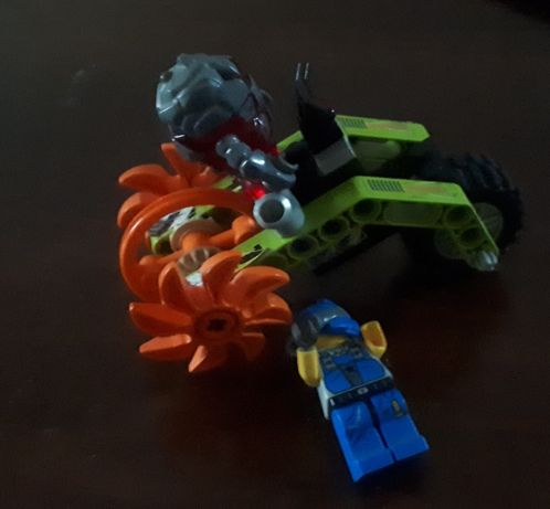 Lego Power Miners 8956 Kruszarka