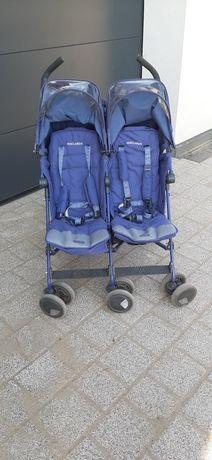 Maclaren Twin Techno specerówka bliźniacza wózek