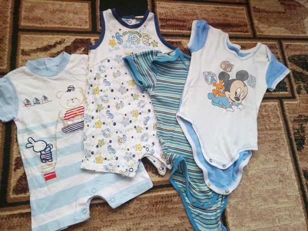 Літні Бодіки для немовлят,  недорого