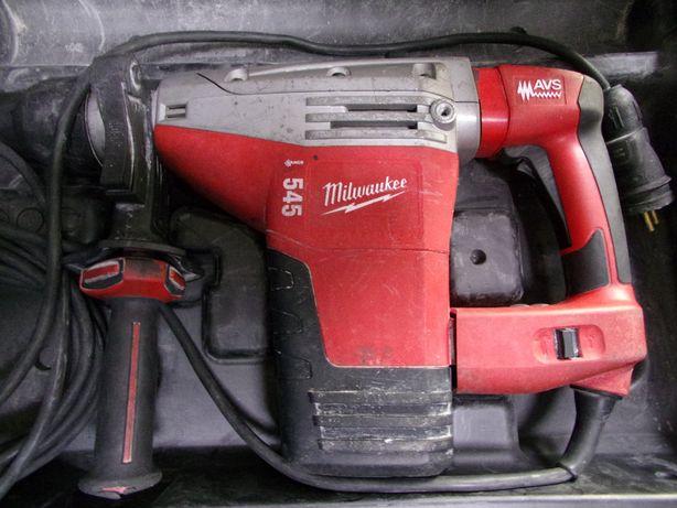 młot udarowo-obrotowy Milwaukee K545S SDS-Max Lombard66