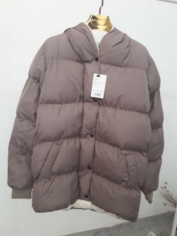 Очень удобная и теплая куртка из аэропуха 46-48