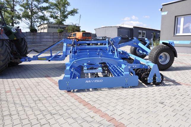 Agregat uprawowy Milan 400 H firmy Namyslo kompaktor