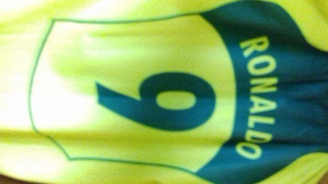 t shirt do ronaldo seleçao brasil