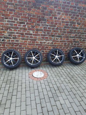 "Felgi 18"" 5x112 Dotz Shuriken Audi Vw Mercedes"