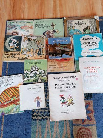 Stare książki dla dzieci
