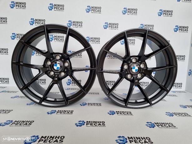 "Jantes BMW M4 CS em 20"" Satin Black"