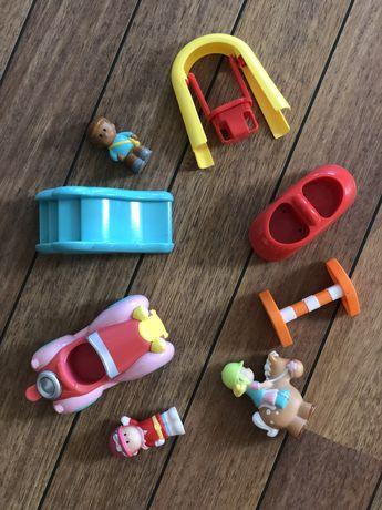 Набор игрушек elc ( mothercare) happyland