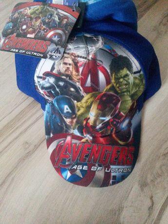 Nowe czapki z daszkiem Avengers
