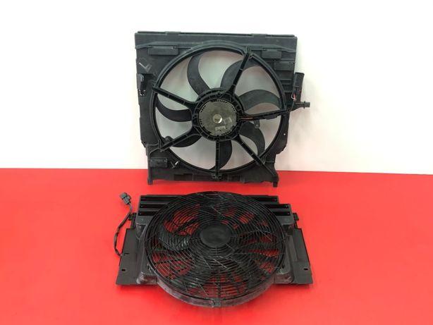 Вентилятор кондиционера BMW X5 E70 E53 F15 радиатора БМВ Х5 Е70 Е53
