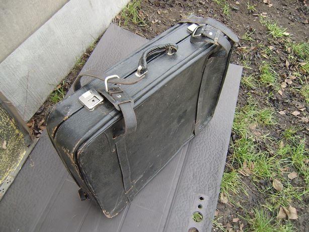 чемодан кожаный СССР,