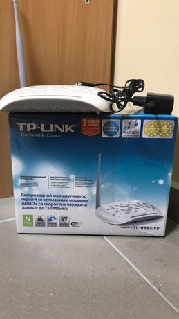 Роутер Маршрутизатор TP-Link TD-W 8951ND
