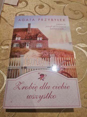 Książka Agata Przybyłek Zrobie dla Ciebie wszystko