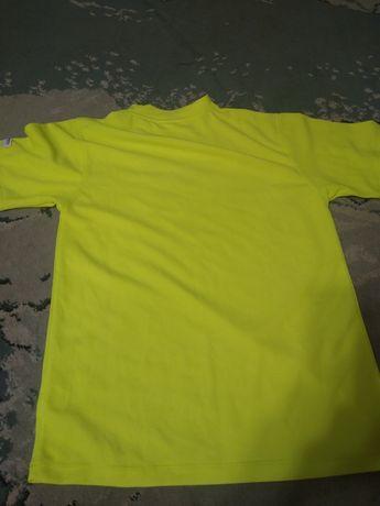 koszulka odblaskowa stan ladny rozmiar maly