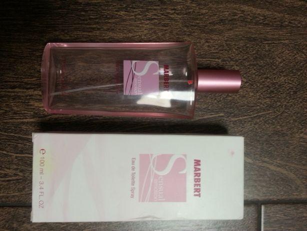 Пустая бутылка бутылочка флакон парфюм Marbert Sensual Emotion Германи