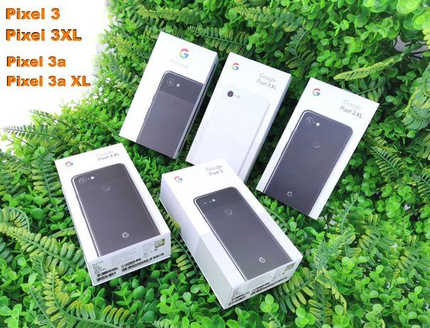 Новые телефоны Google Pixel 3, 3XL, 3a, 3a XL - Гарантия