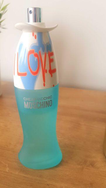 Oryginalne Moshino I Love Love 100ml / OKAZJA