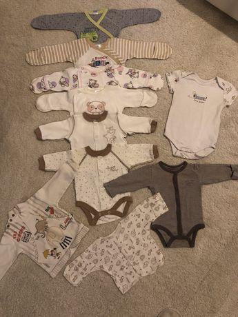Вещи для новорожденного, вещи до года, подойдут и мальчику и девочке