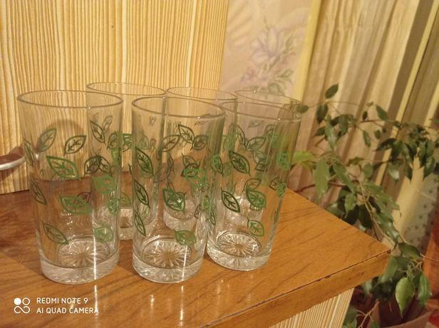 Набор стаканов из 6 штук