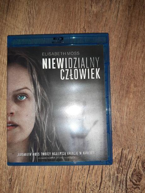 Film Blu-Ray Niewidzialny Człowiek
