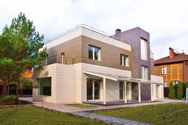 Дом 370 кв.м. в КГ Green Wood с. Козин