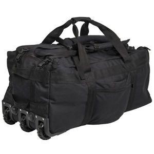 Torba taktyczna MiL-Tec, Torba z szelkami na kółkach, plecak z kółkami