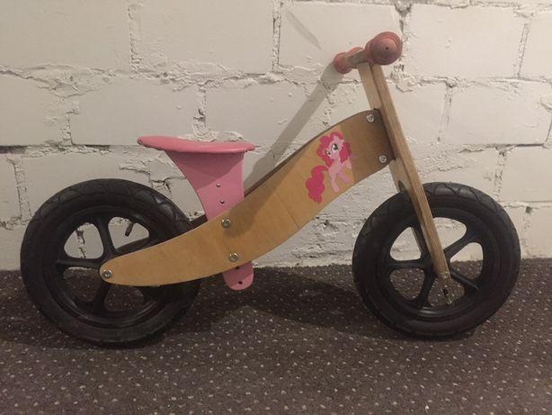 Rower rowerek biegowy kucyki REZERWACJA