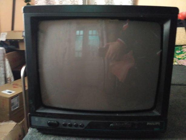Телевізор Філіпс маленький