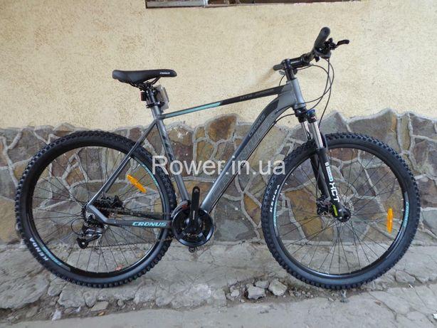 Новий велосипед найнер Cronus Warrior 29 BB / Гідравлічні гальма