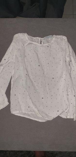 Bluzka dziewczęca 110cm Reserved