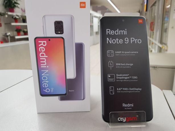 Nowy Xiaomi Note 9 Pro 6GB RAM/64GB ROM - Glacier White